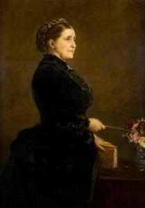 Millais, John Everett; Mrs Isabella Elder (1828-1905); Glasgow Museums; http://www.artuk.org/artworks/mrs-isabella-elder-18281905-85332