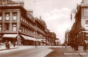 Sauchiehall-Street-Treron-Glasgow1924