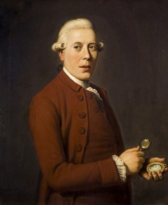 Portrait of James Tassie, by David Allan