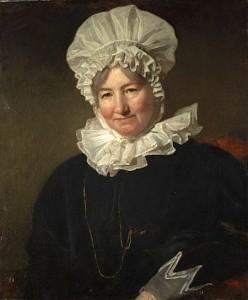 Mrs Smith of Jordanhill, by John Graham Gilbert